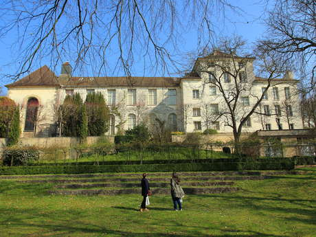 Jardin du musée départemental Maurice Denis