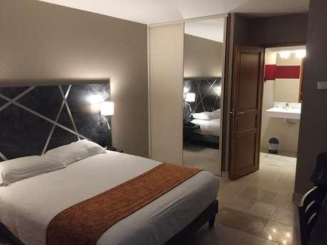 HOTEL DES SOURCES