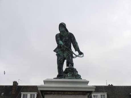 Monument des Sauveteurs en Mer