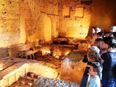 Les Thermes Gallo-Romains d'Entrammes