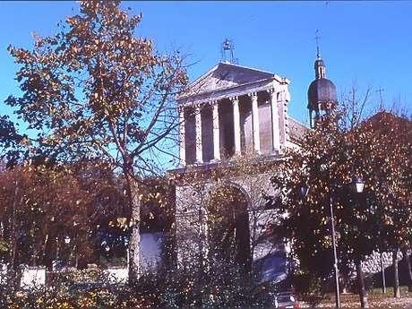 Iglesia Saint-Martin-es-Vignes
