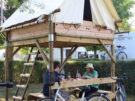 La Tente Bivouac de Saint-Jean sur Mayenne