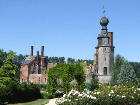 Les Jardins Fleuris du Château d'Havré