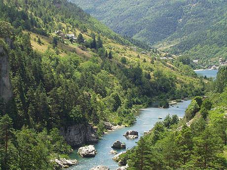 Journée découverte des gorges du Tarn et de la Jonte