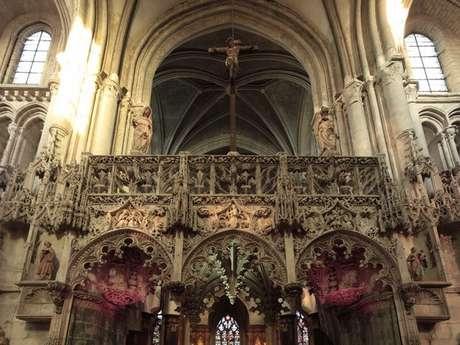 Iglesia Sainte-Madeleine