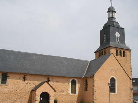 Eglise de L'Huisserie