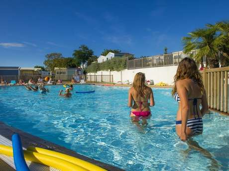 CAMPING CAMPEOLE - LE PLATIN