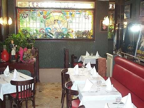 CAFE DE LA PAIX - LA TABLE DU MARCHE