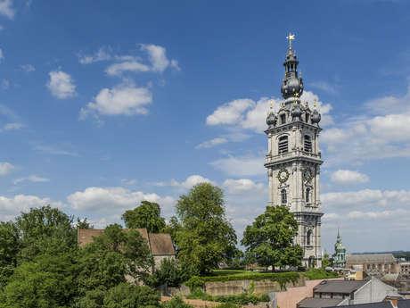 Circuit vélo : Mons, la route de l'UNESCO