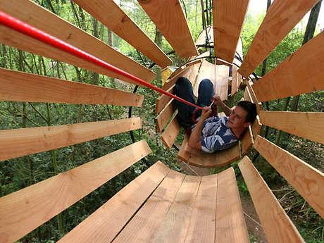 Le PARCOBRANCHE - Parc d'Activités Nature