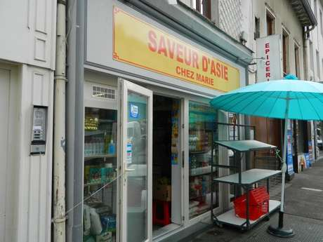 SAVEUR D'ASIE