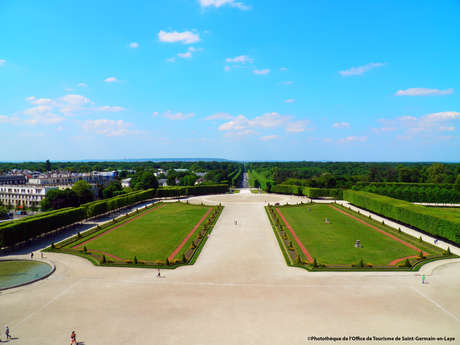 Parc du Domaine national de Saint-Germain-en-Laye