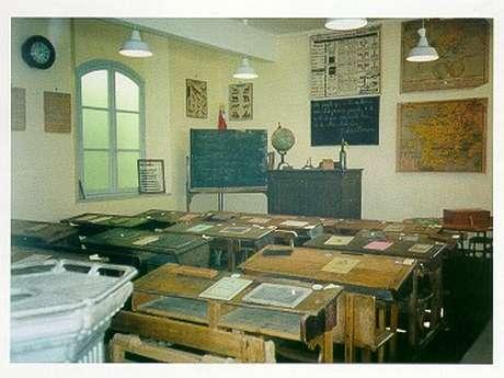 Museo de Historia de la Educación de Aube