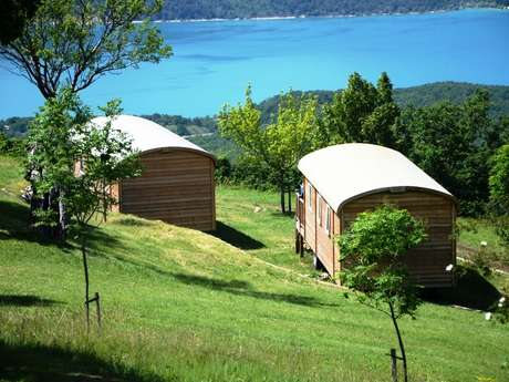 Camping de l'Aigle (Campasun)