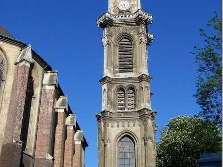 Eglise St Géry et beffroi