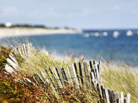 Les plages de Mousterlin