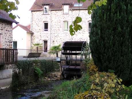 Gîte de groupes Moulin du Bas Coudray