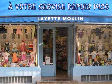 Layette Moulin