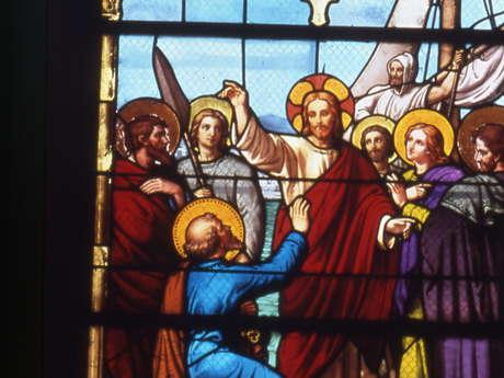 EGLISE SAINT PIERRE ES LIENS DE CLEREY