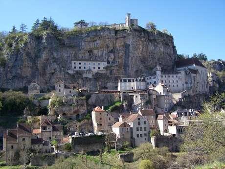 Parcours à énigmes à Rocamadour