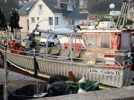 Bateau Julie Cédric - Monsieur Cédric Fécamp