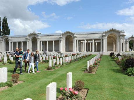 Cimetière militaire britannique du faubourg d'Amiens