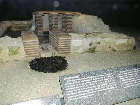 Die Fundstätte von Chaillouet