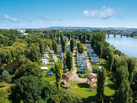 Sandaya - Camping International de Maisons-Laffitte