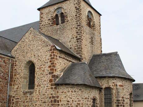 Eglise de Nuillé-sur-Vicoin