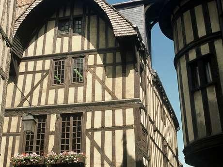 MAISON DU BOULANGER - TOURELLE DE L'ORFEVRE