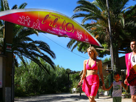 Camping Ile d'Or