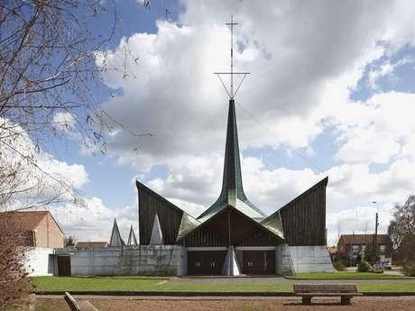 Chapelle Ste Thérèse à Vieux Condé
