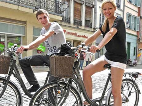 Halle aux vélos