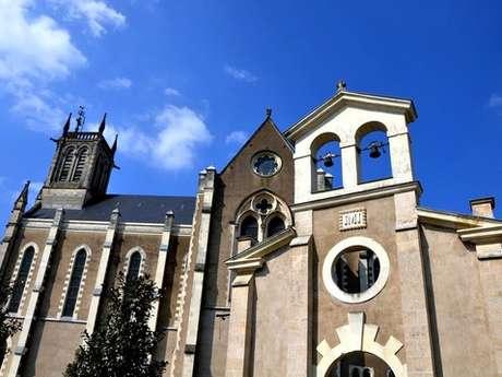 Eglise Saint-Pierre à Changé