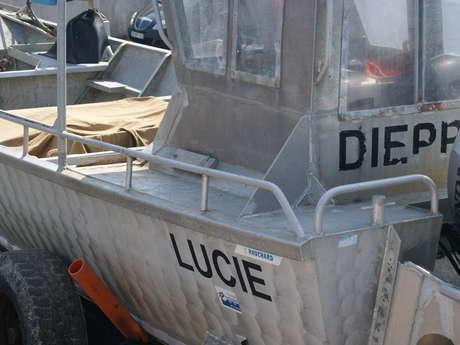 Bateau Lucie - Monsieur Dominique Prévost