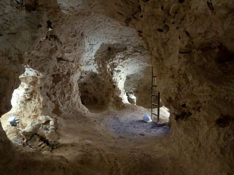 The Neolithic Mines of Spiennes