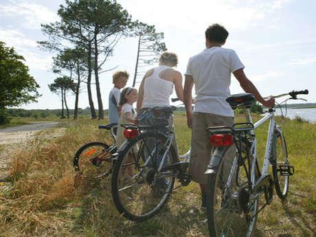 Itinéraire 16 - La Balade des familles - Sologne à Vélo