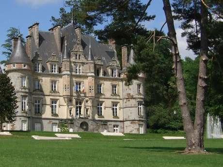 Château de la Roche Bagnoles
