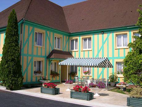 HOTEL LE PAN DE BOIS