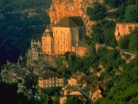 Chemin de Rocamadour et des Deux Vallées