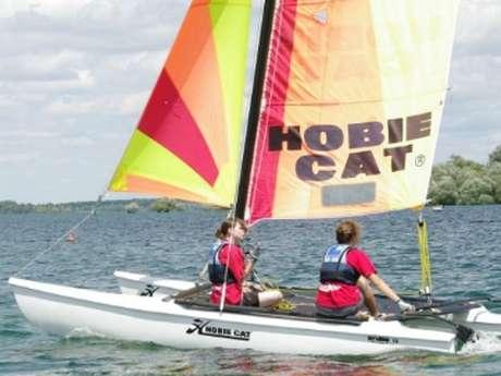 CNA Voile - Club nautique aubois (FFV-EFV)