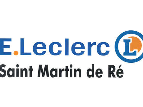 E.LECLERC - SAINT-MARTIN-DE-RE