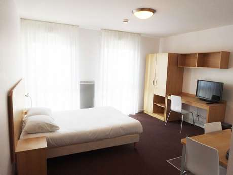 APPART'HOTEL TROYES - RESIDENCE CITY AND PARK