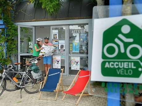 Location de vélos - Halte Fluviale de Laval