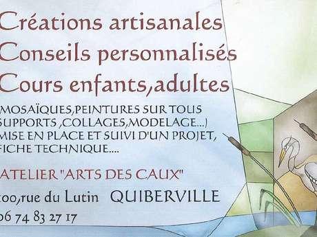 """Atelier """"Arts des Caux"""""""