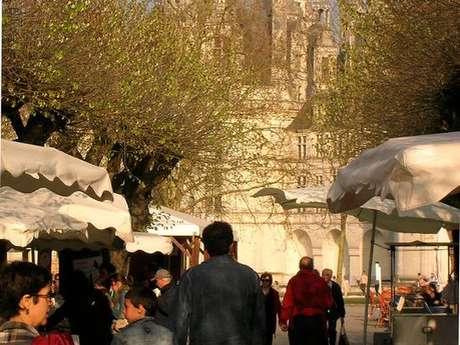 Les Marchés du Terroir à Chambord