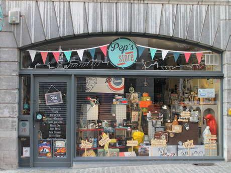 Pep's Store