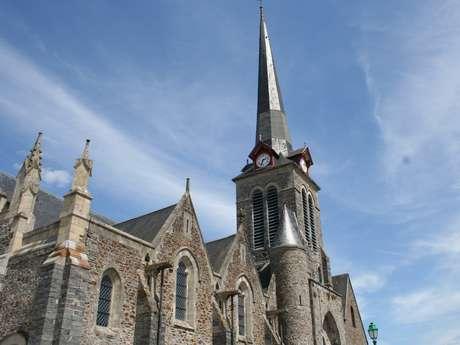 Eglise d'Argentré