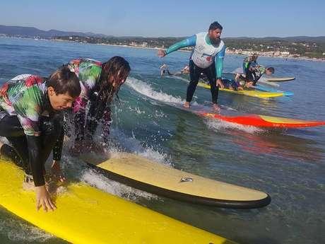 SURF et PADDLE - LECQUES ENERGIE CLUB