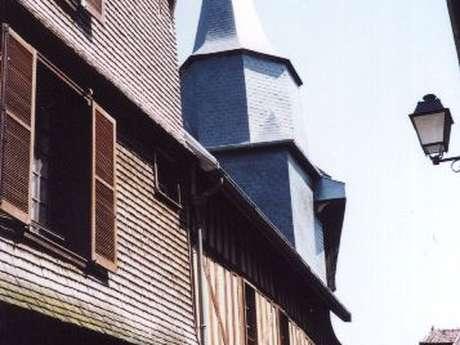 """Das Patrizierhaus """"Hôtel des Angoiselles"""""""